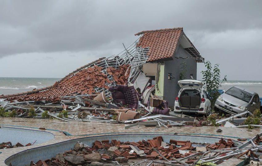 weihnachten wieder tsunami in indonesien geohorizon. Black Bedroom Furniture Sets. Home Design Ideas